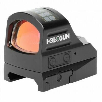 Holosun, 407CGR, Open Reflex Sight Green DT/SA