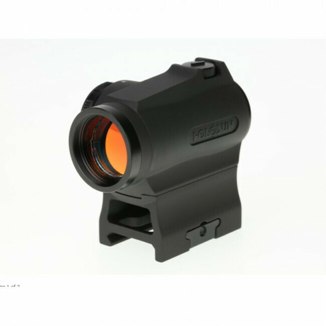 Holosun, HS503R, Classic Micro Sight- Circle Dot/Rotary Switch