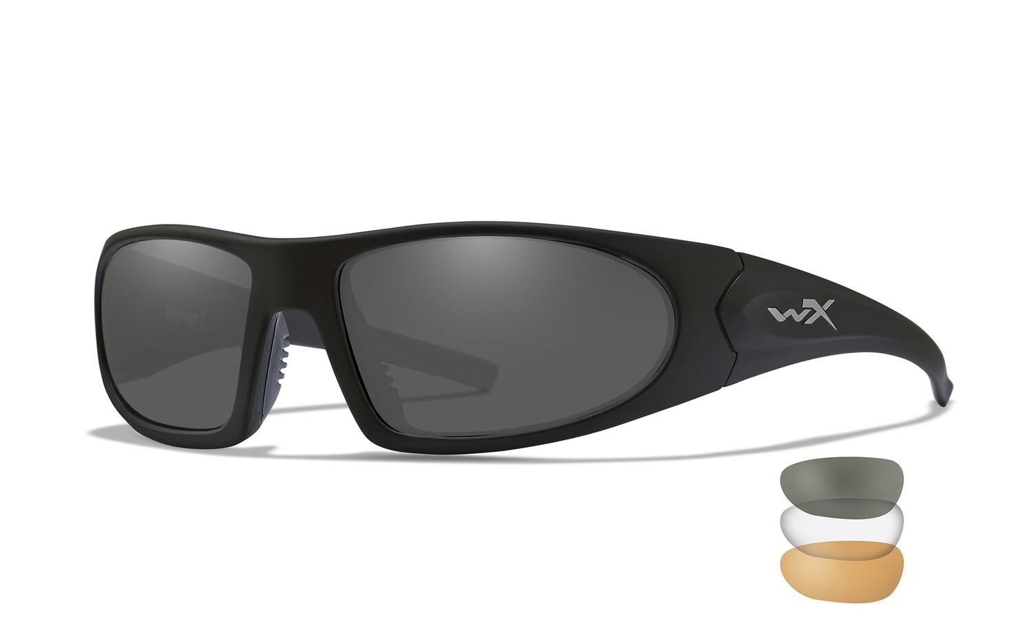 Wiley-x, Romer 3, 3 lens interchangeable