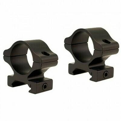 Leupold and Stevens, Rifleman Detachable Rings, Matte Medium, 1