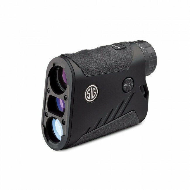 Sig Sauer, K16608, Kilo1600 LRF Mono 6x22mm Red trans Black