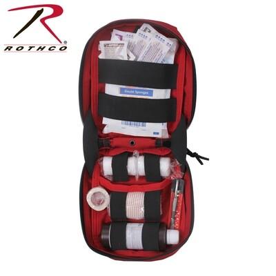 Rothco, 8776, Black M.O.L.L.E. Tactical First Aid Kit