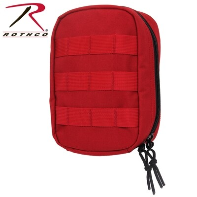 Rothco, 8778, Red M.O.L.L.E. Tactical First Aid Kit