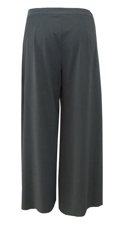 Maloka: High Waist Wide Leg Cropped Pants (Many Colors!)
