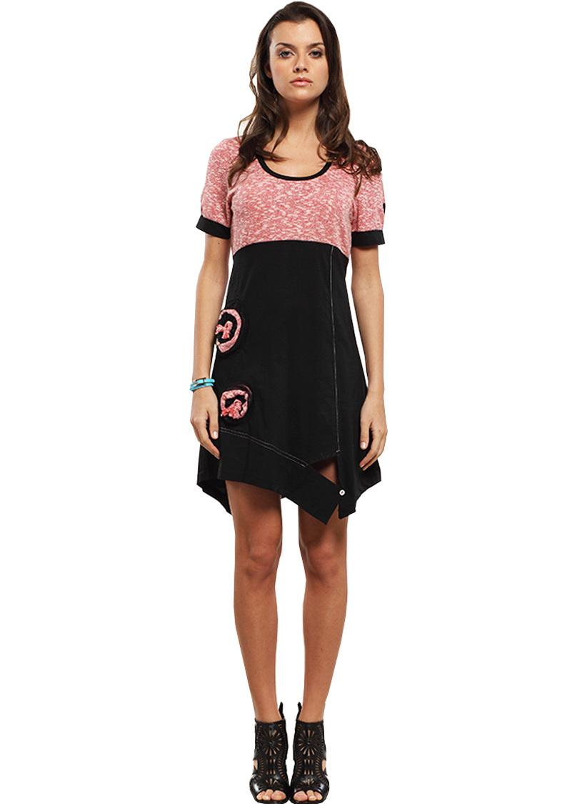 Double Jeu Paris: Desirable Pistachio Souffle Dress/Tunic (In 2 colors)