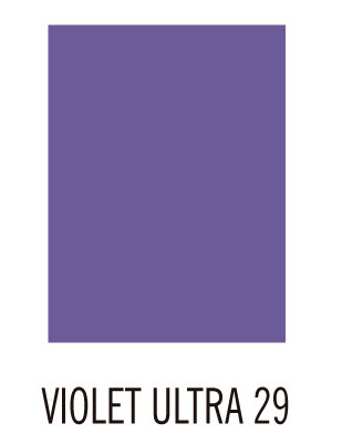 Maloka: Rose Petal Hem Linen Top (Only in Violet!)
