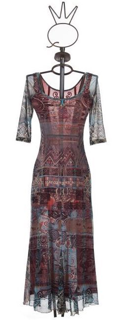 Save The Queen Italy: Damsel In Love Fit & Flare Dress (2 Left!)