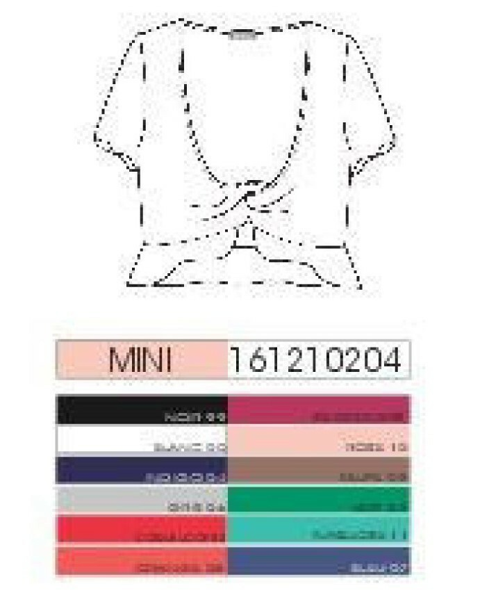 Maloka: Linen Bow Tie Bolero (Many Colors!)