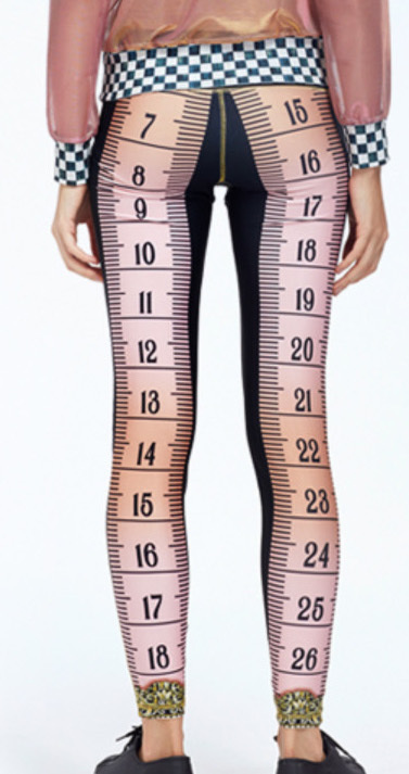 IPNG: Lokoometric Illusion Legging (Many Colors!)