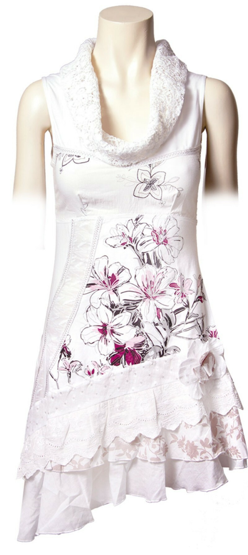 Savage Culture: Intriguing Ines Sundress (1 Left!)