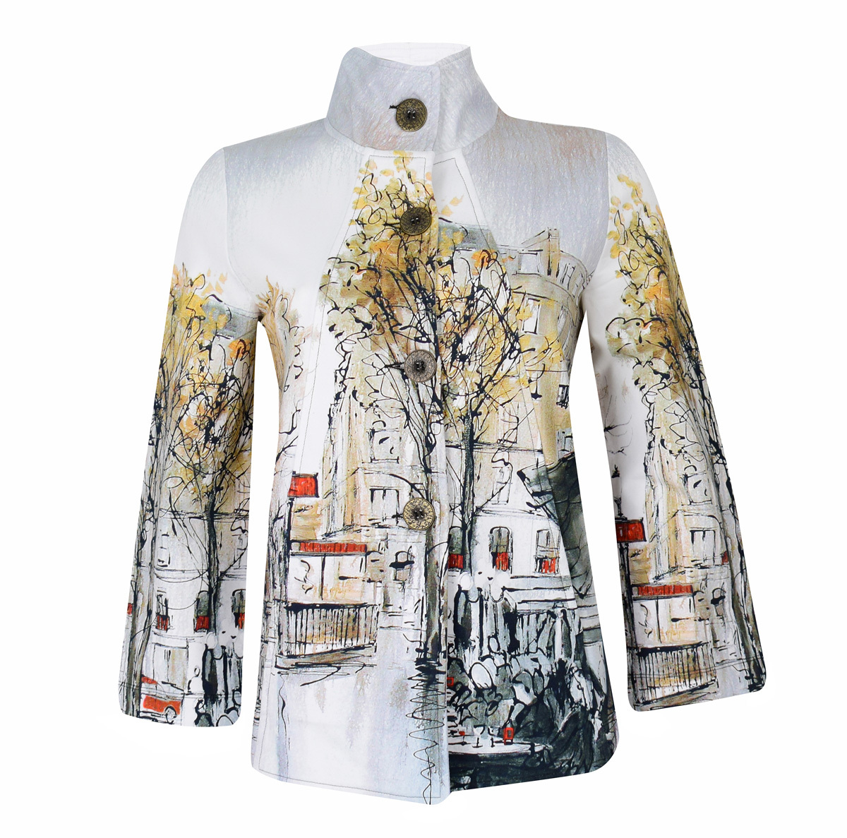 Simply Art Dolcezza: Splendid Parisian Life Swing Jacket Dolcezza_SimplyArt_59707_N