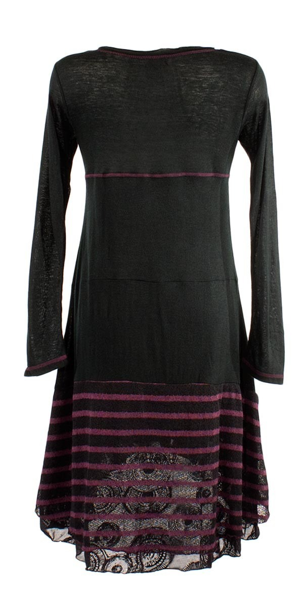 Coline USA: African Violeta Sweater Dress/Tunic (1 Left!)