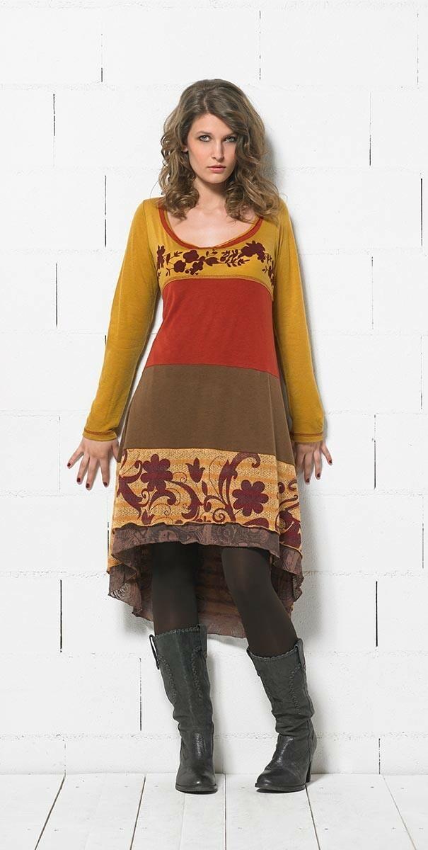 Coline USA: African Violeta Sweater Dress/Tunic (1 Left!)