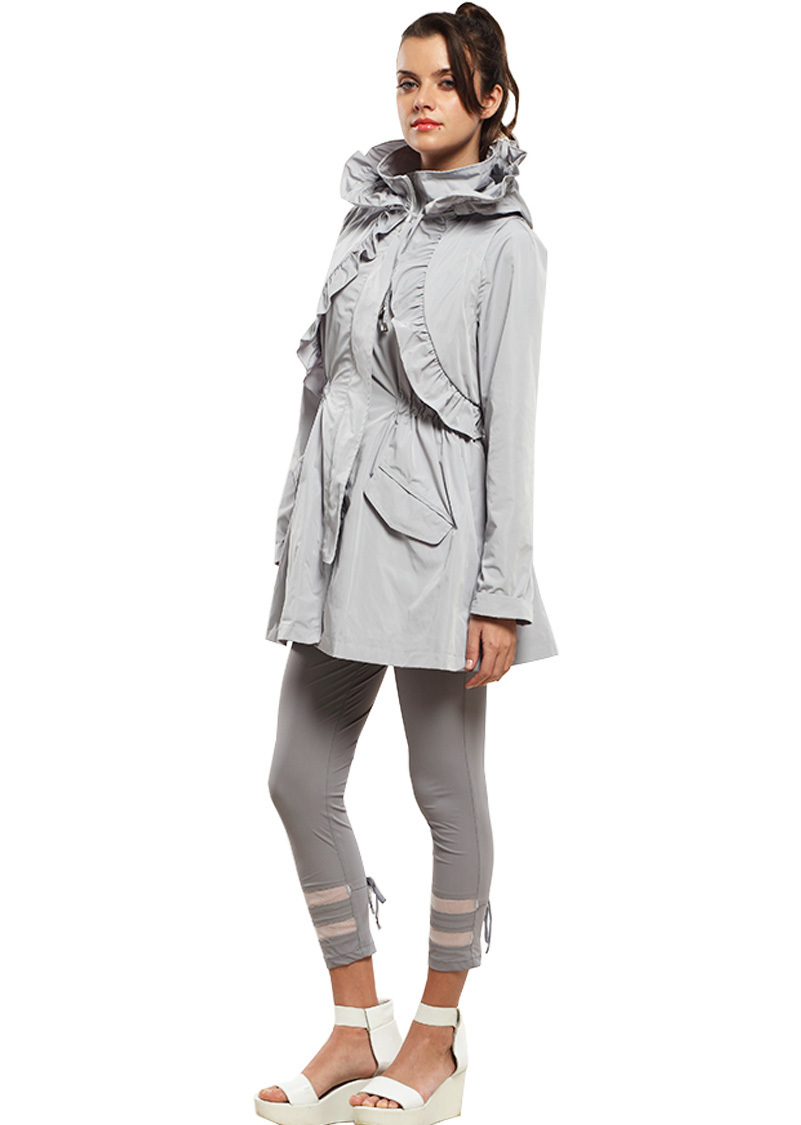 Double Jeu Paris: Magic Parachute Trench Coat (1  Left!)