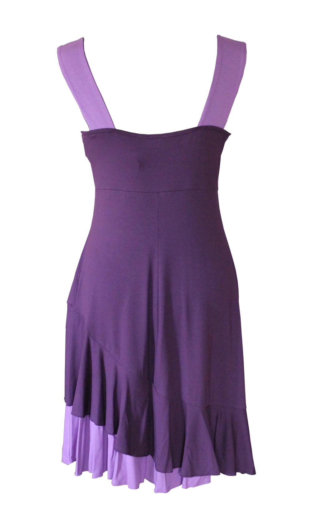 Luc Fontaine: Fabulous Falbala Dress (Almost Gone!)