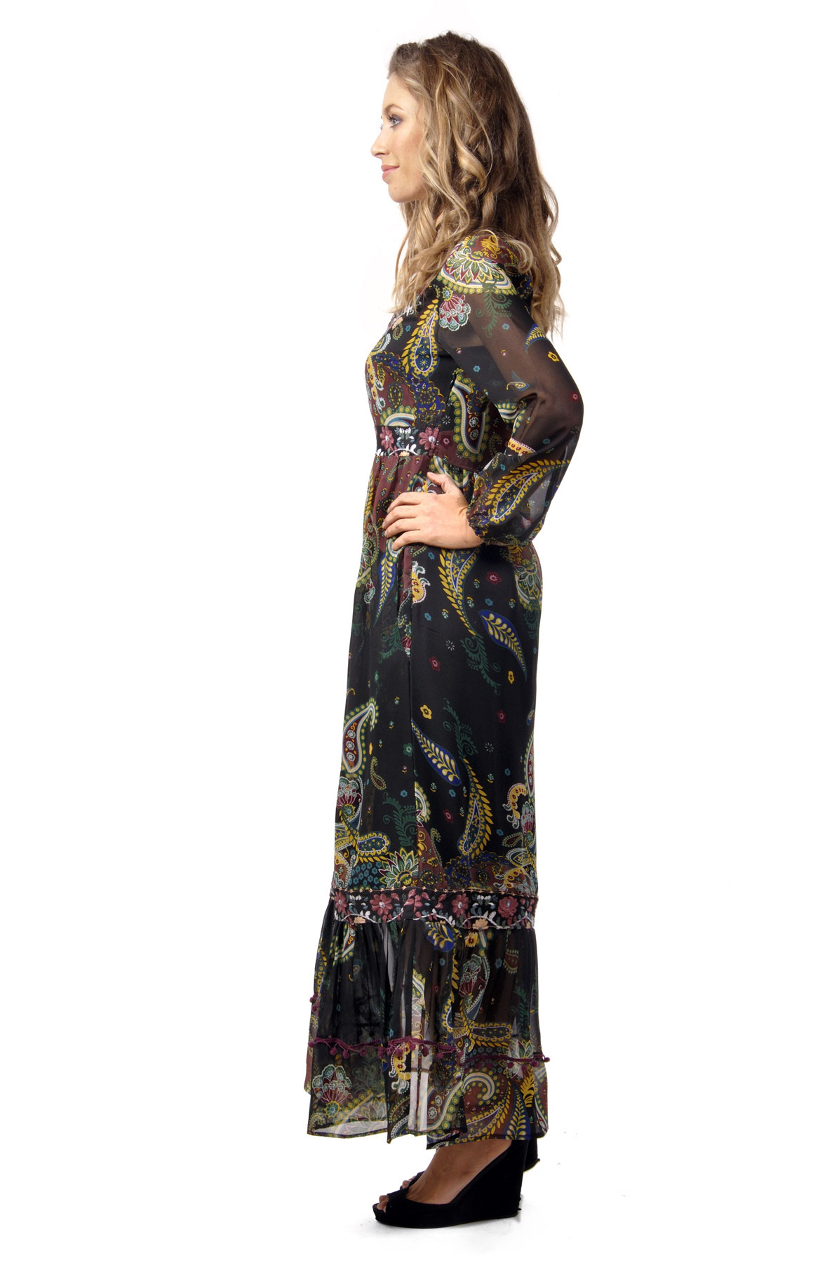 Savage Culture: Lounge In Love Maxi Dress Alicia (2 Left!)