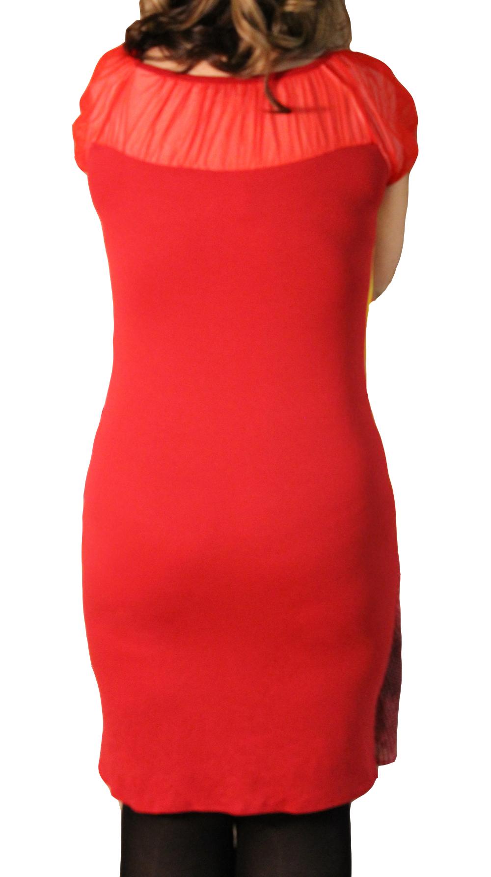 2026 Paris Grace On Fire Dress (Blue, Red)