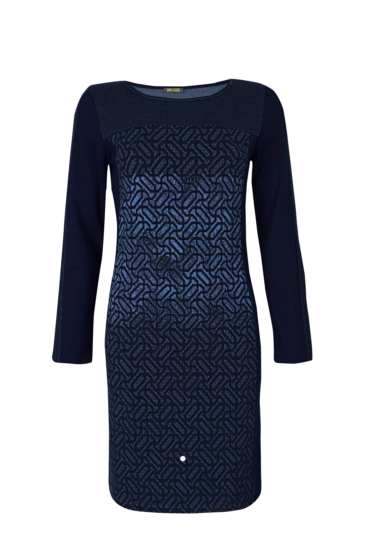 Dolcezza: Color Crescendo Midi Sweater Dress (2 Left!) Dolcezza_59142
