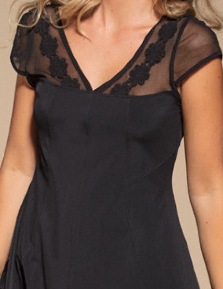 Maloka: Never Take Me Off Little Black Dress (Many Colors!)