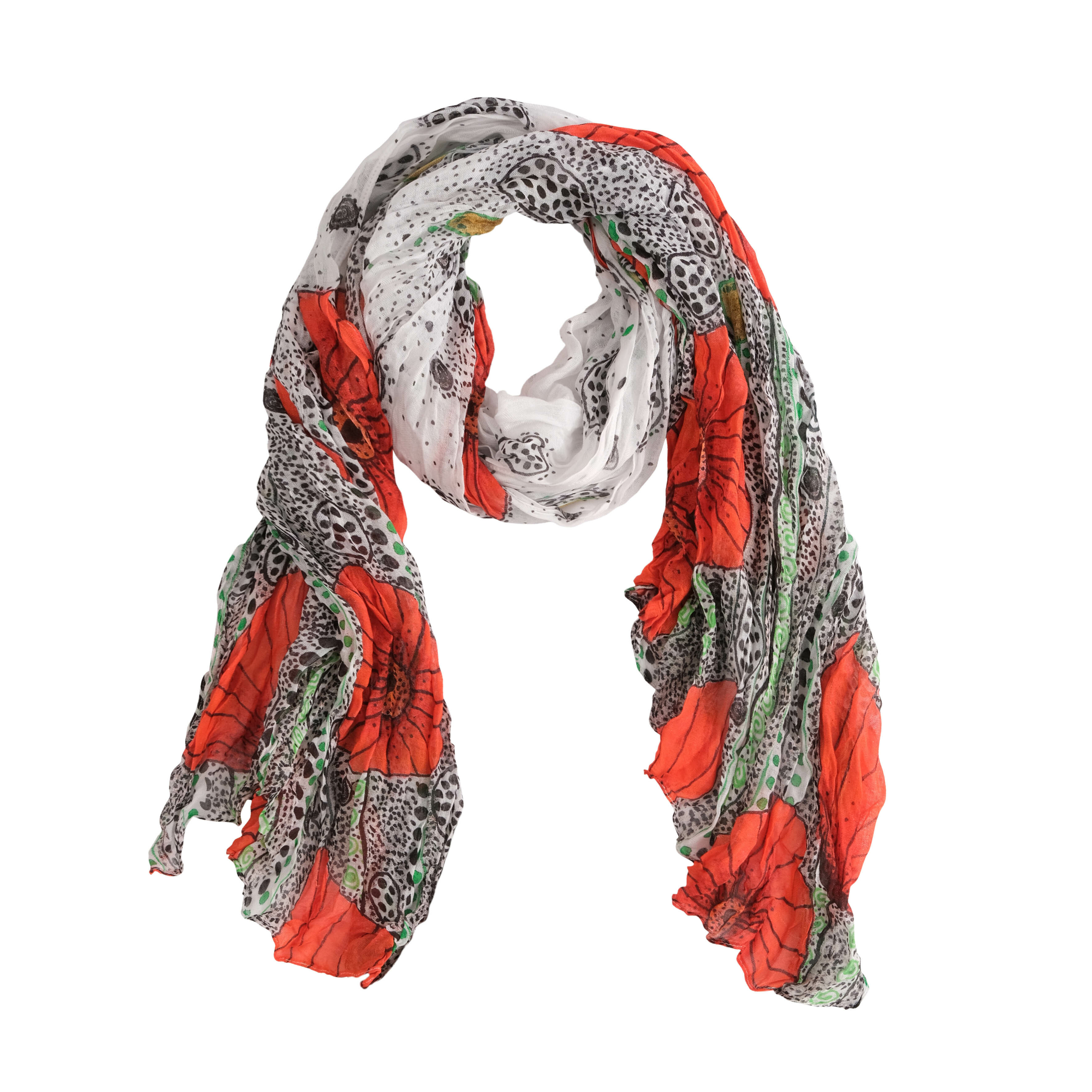 Dolcezza Spring/Summer 2020: Simply Art Scarves (Most Ship Immed, Many Art Styles!)
