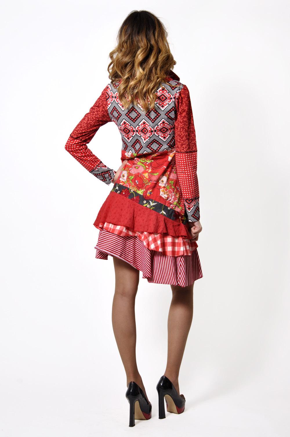 Savage Culture: Jacinta Jealousy Dress (1 Left!)