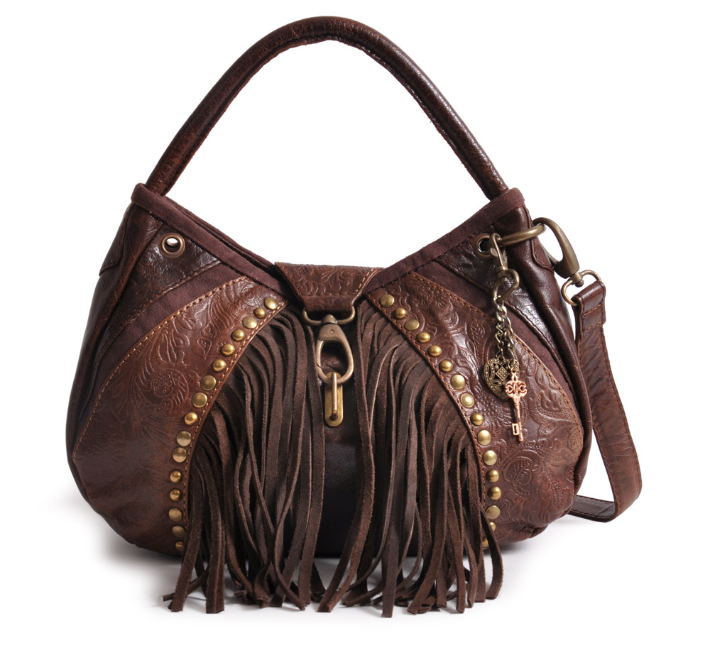 Savage Culture: Beau Martin Leather Handbag SAVAGE_BO_MARTINE_N
