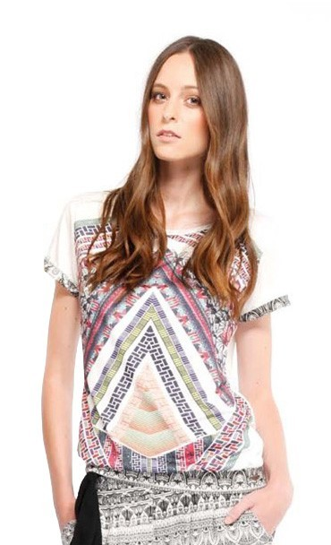 Smash! Spain: Whipped Mousse Metud Tunic (Almost Gone!) SMASH_s1514126