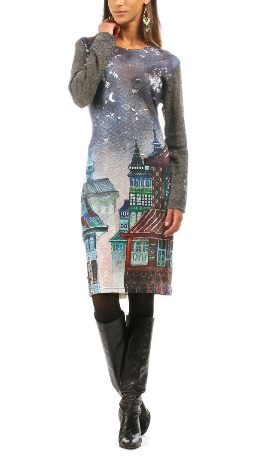 Culito From Spain: Mode Maison Dress/Tunic CULITO_21B_N
