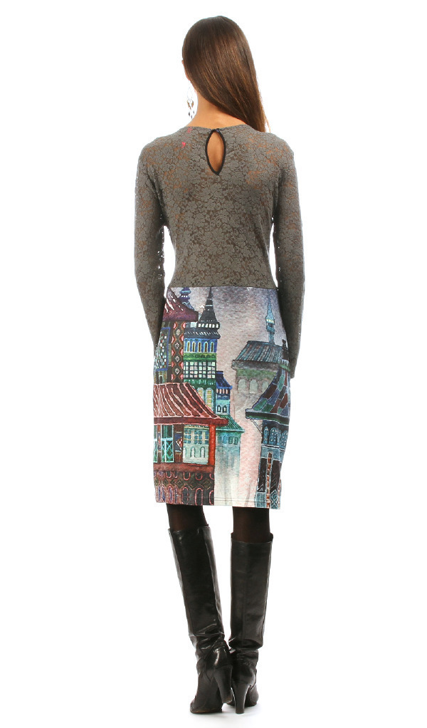 Culito From Spain: Mode Maison Dress/Tunic