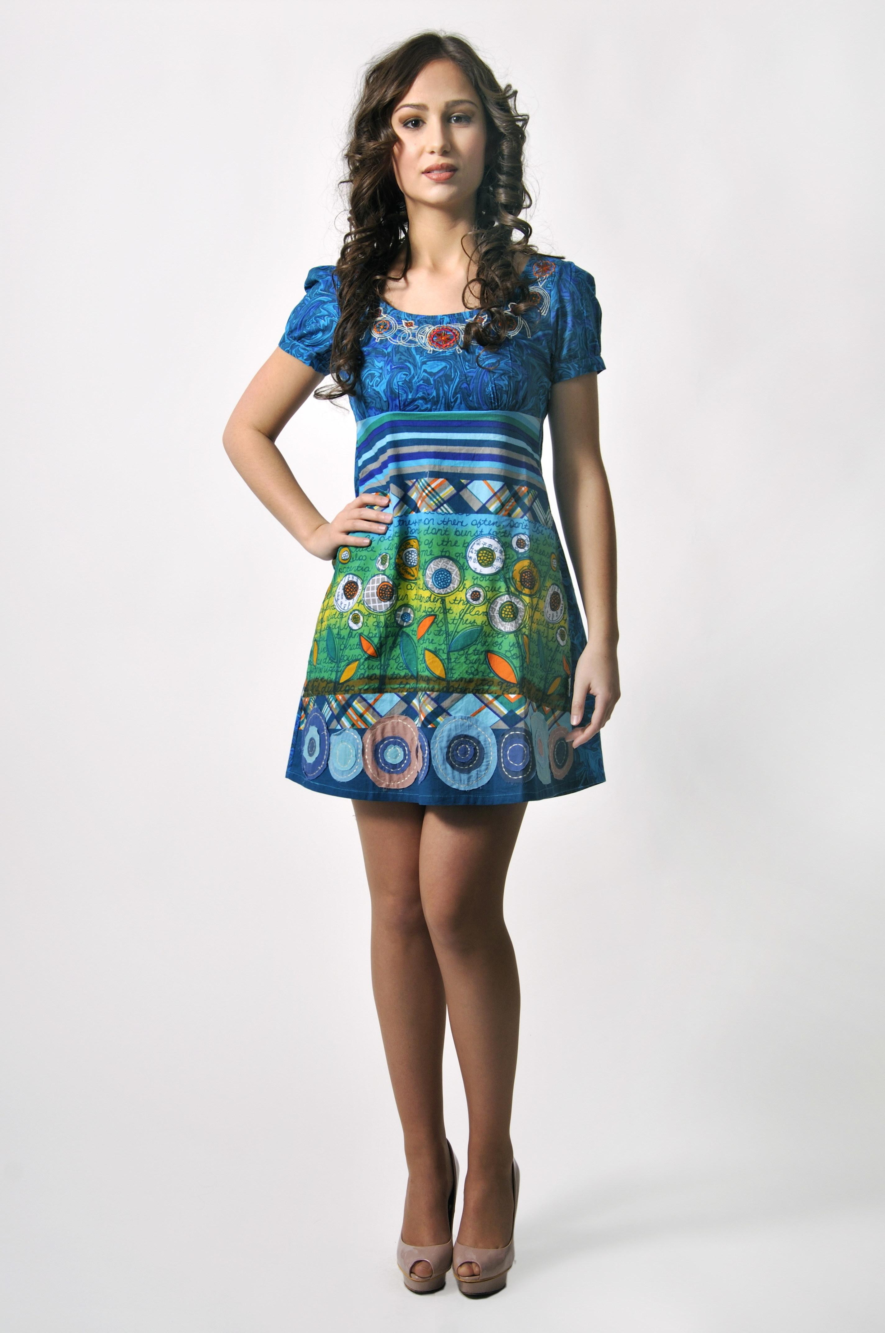 Savage Culture: Trendy Tessa Sundress (1 Left!)