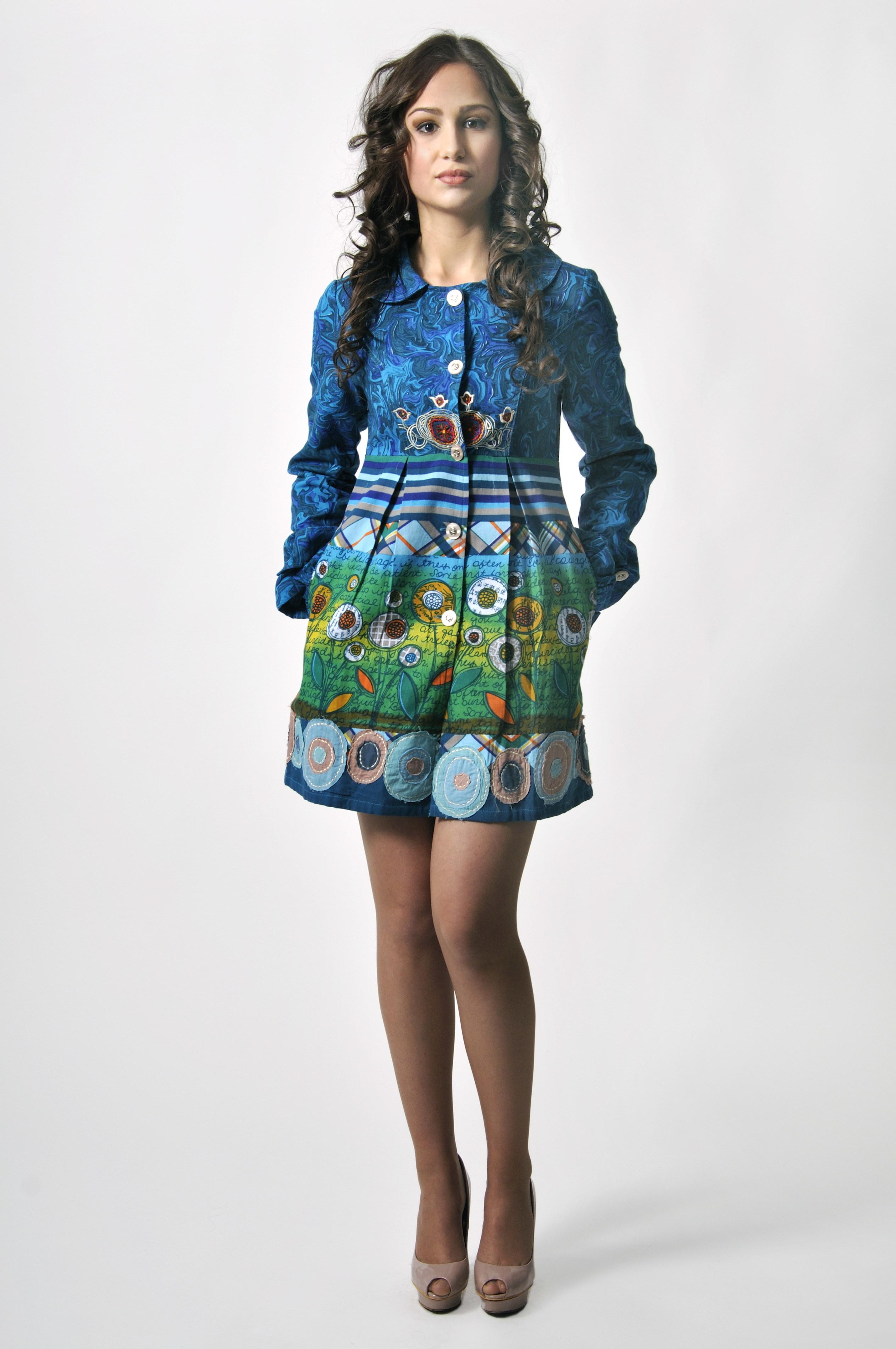 Savage Culture: Trendy Tessa Coat (1 Left!)
