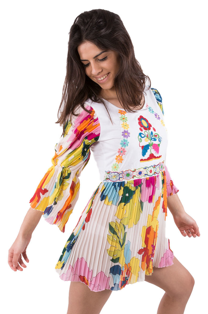Savage Culture: Artisan Colored Cupcake Belle Tunic (2 Left!)