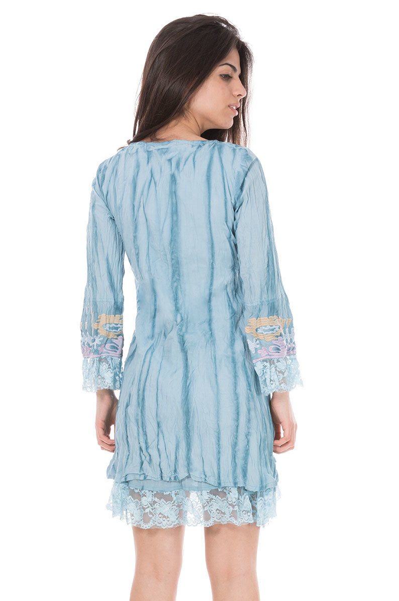Savage Culture: Crinkled Cotton Nightingale Dress Lissa (More Colors!)
