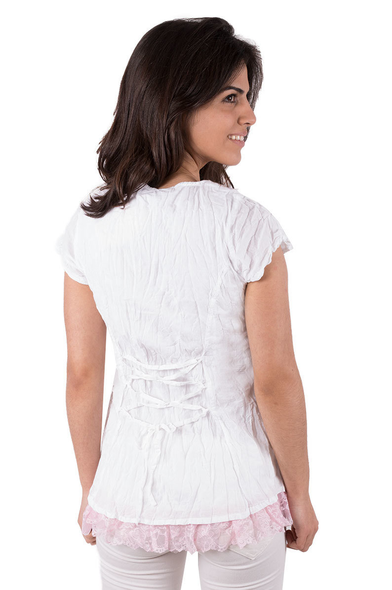 Savage Culture: Crinkled Cotton Nightingale Tunic Lissa (More Colors!)