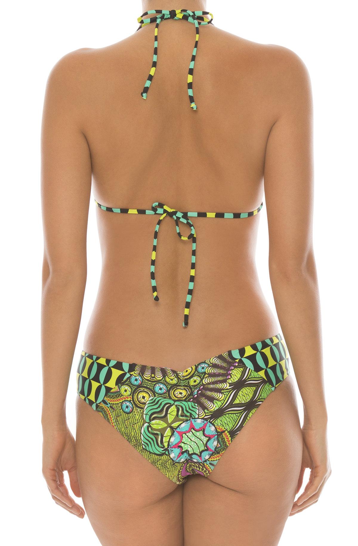 Paradizia Swimwear: Pink Martini Cutout Monokini (1 Left!)