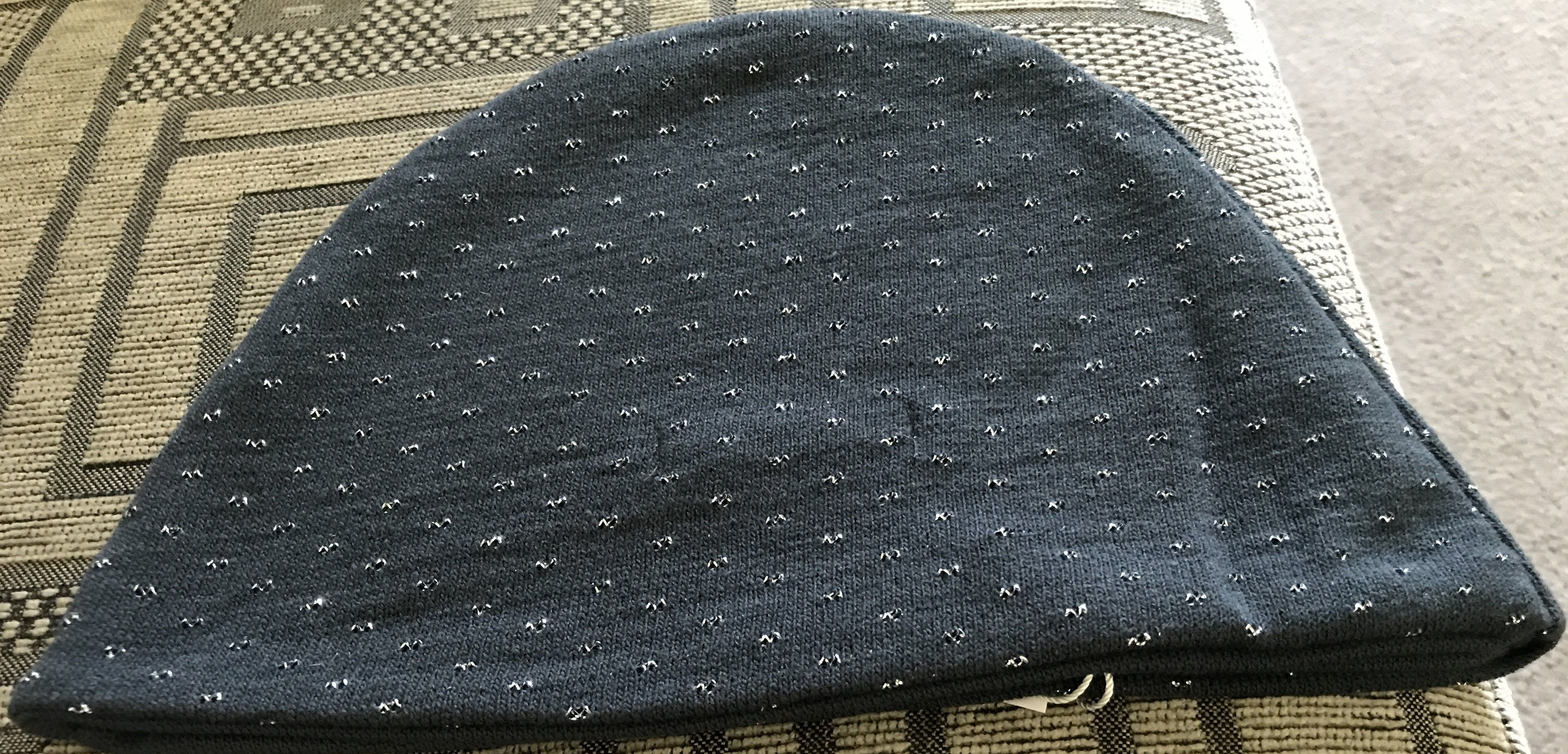 Maloka: Sparkle Wool Beanie Hat (Many Colors!)