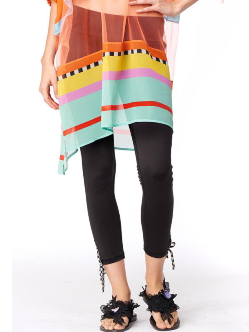 IPNG: Ankle Keyhole Tied & Cropped Legging (Some Ship Immed!)