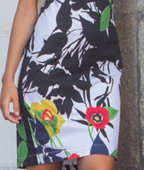 Paul Brial: Palma De Mallorca Nights Princess Seamed Dress