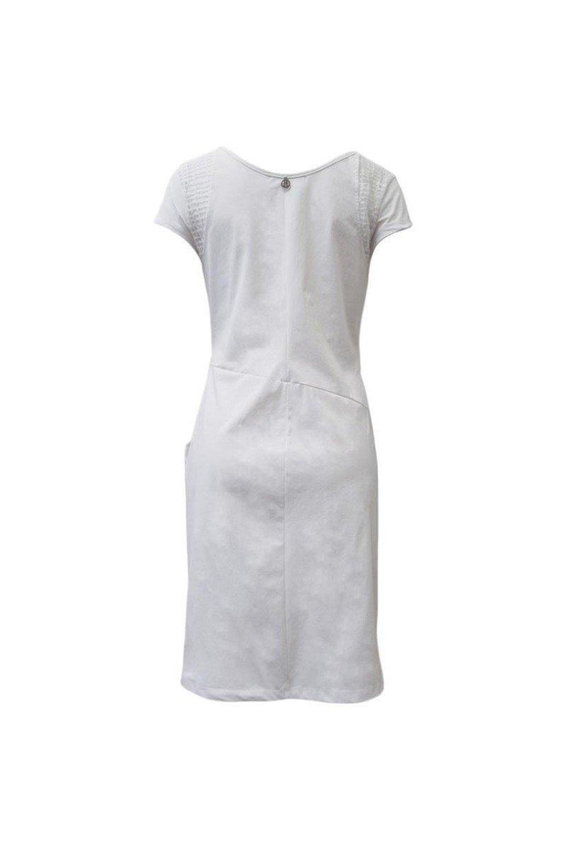 Maloka: Asymmetrical Pleat Midi Dress/Tunic (More Colors!)