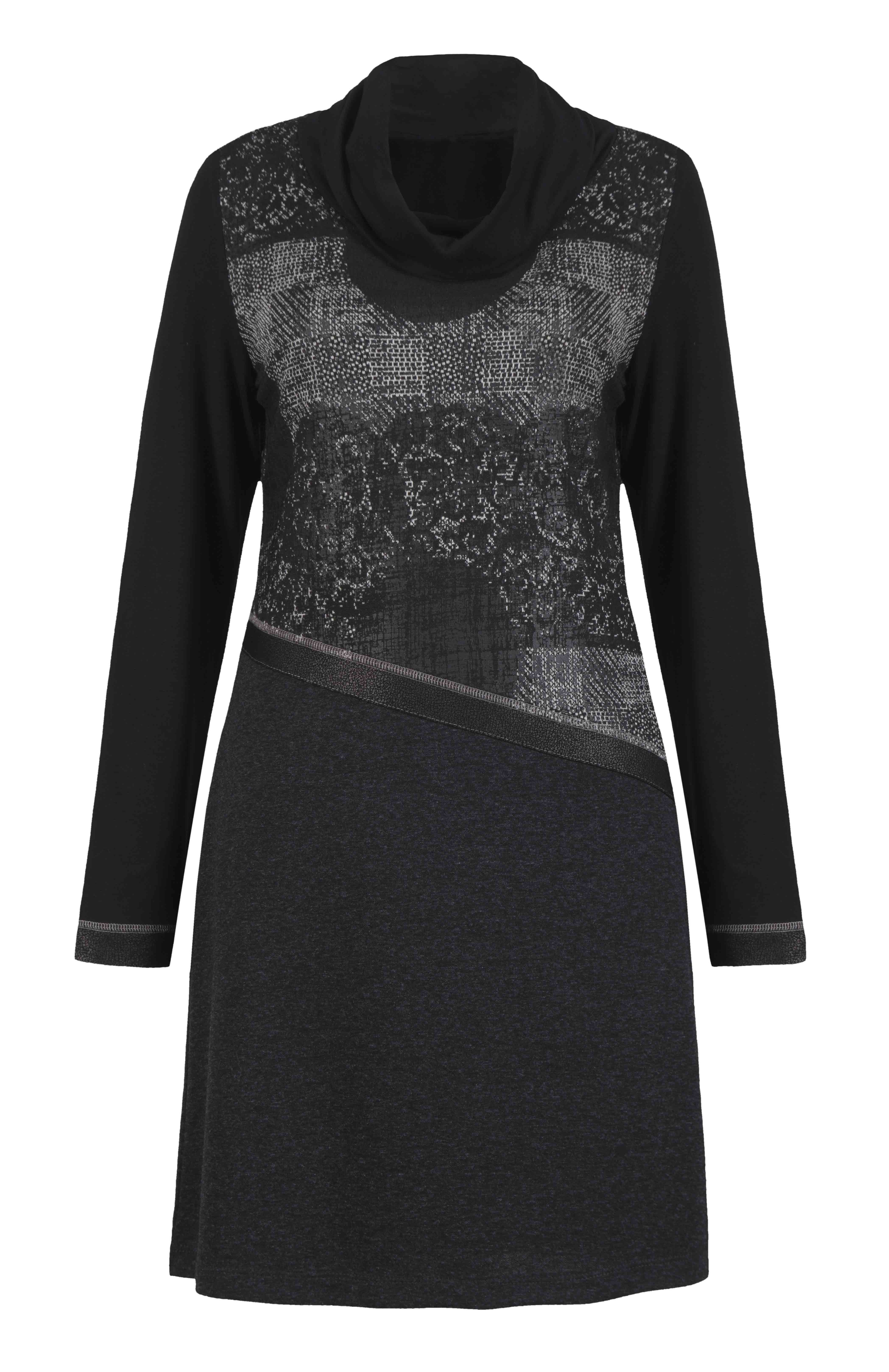Dolcezza: Asymmetrical Ribboned Waist Dress/Tunic (1 Left!)