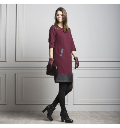 Paul Brial: Moto Midi Pocket Dress (More Colors!)