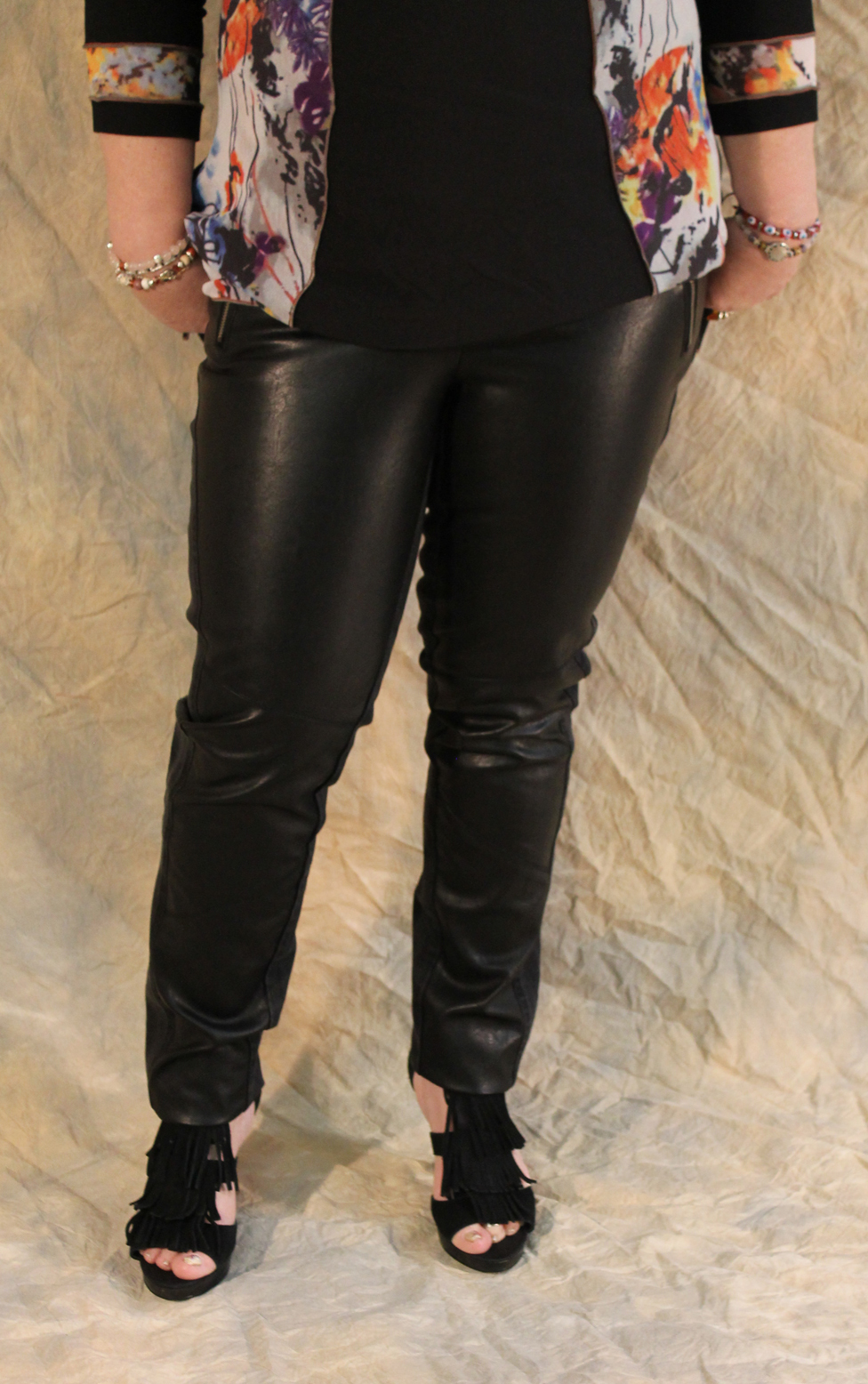 Lauren Vidal Luscious Leather Denim Pant LV_Leather_Pant