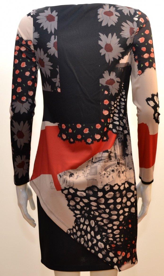Eroke Italy: Double Cut Daisy Dress