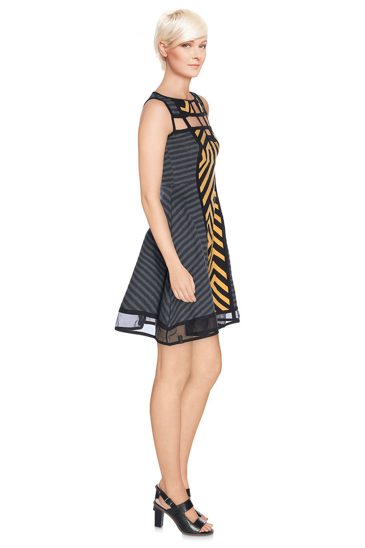 Pygmees Paris: Seductive Maze Sexy Dress SOLD OUT