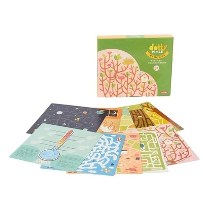 Dotty MAZE-用手摸的迷宮卡