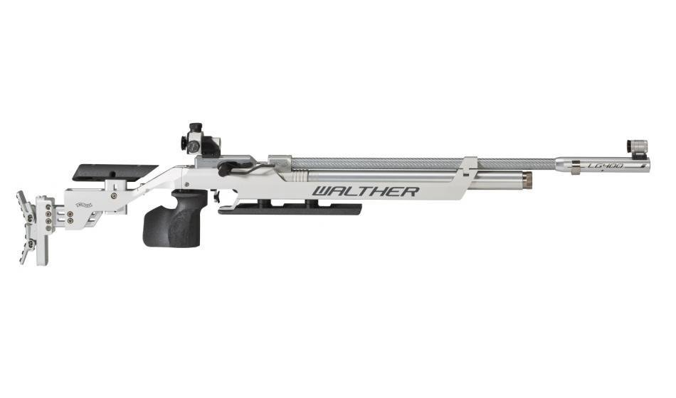 Walther LG400 Competition, right, M-grip Match Air Rifle 2801507