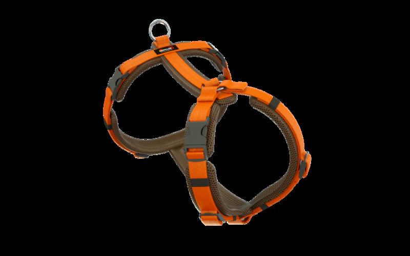 Easy braun-orange M/L