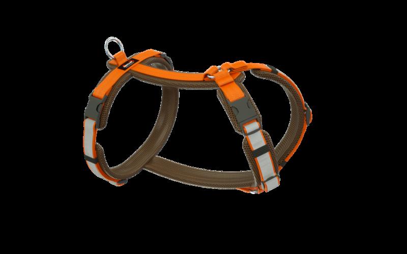 Secure Easy braun-orange M/L