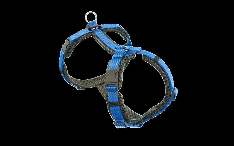 Easy schwarz-hellblau XL