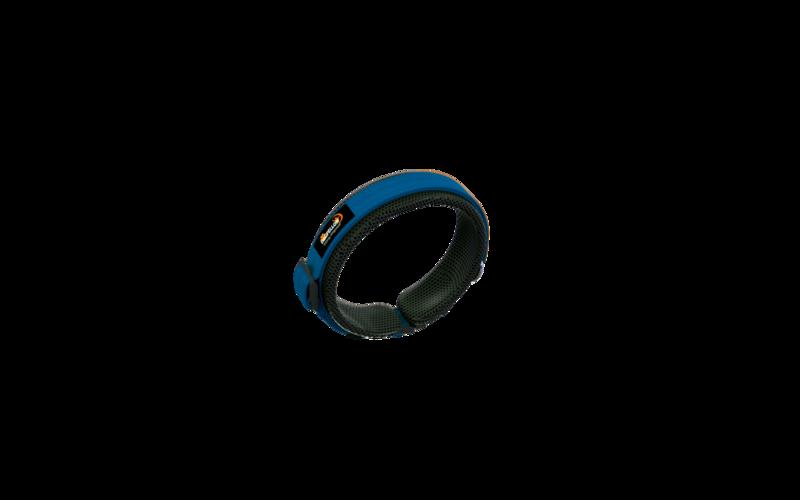 Comfort schwarz-hellblau 1